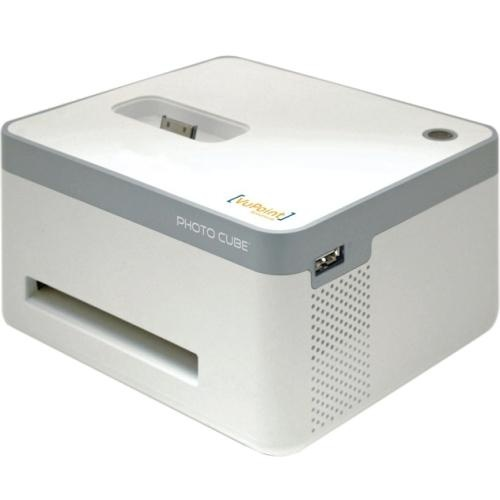VuPoint Solutions - Photo Cube IP-P10-VP Dye Sublimation Printer - Color - Photo Print - Desktop - IP-P10-VP - Best Buy