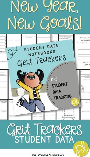 Students can set goals for themselves targeting exactly what they need to learn and grow!   Here's a HUGE set of student-tested data trackers appropriate for your K-3 students!  The pages can be used for student data walls, student data notebooks, or home-school communication with families.