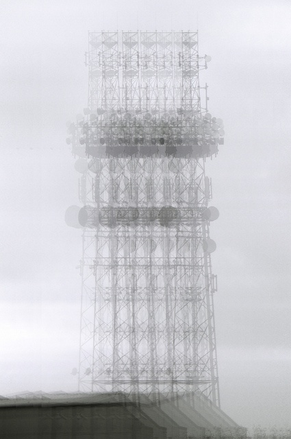 Idris Khan, Homage to Bernd and Hilla Becher