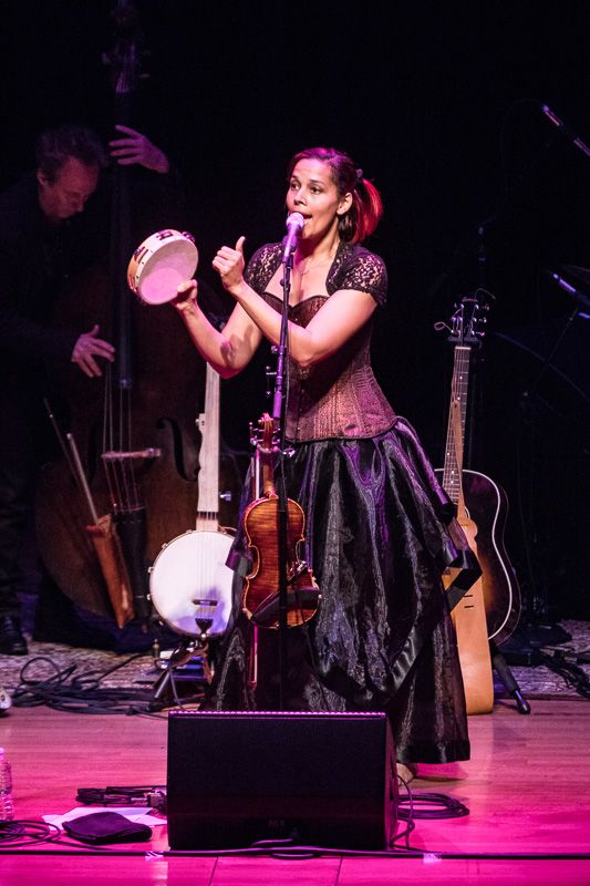 Rhiannon Giddens Shares 'Freedom Highway' at American Songbook and on Tour | PopMatters