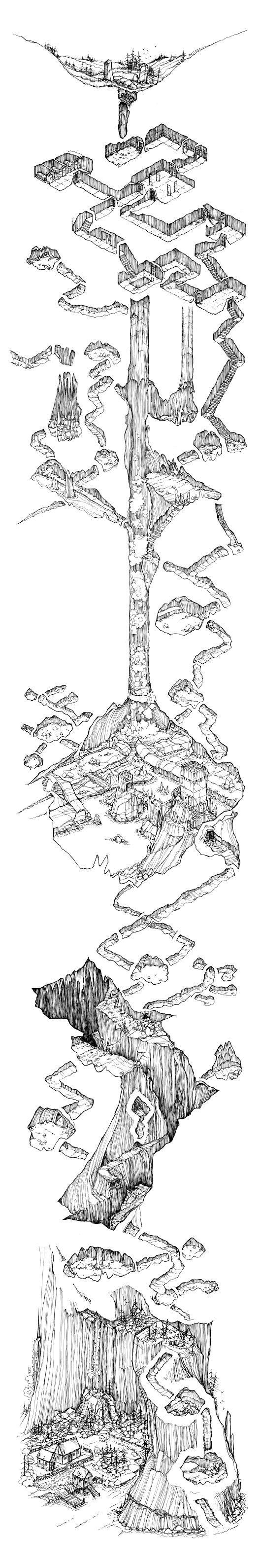 Mundos subterraneos                                                                                                                                                                                 Más
