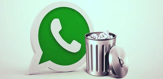 Como recuperar WhatsApp apagado