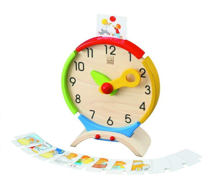 http://www.mansardacopiilor.ro/jucarii-jocuri/jucarii-din-lemn/plan-toys-ceas-cu-activitati-5122.html