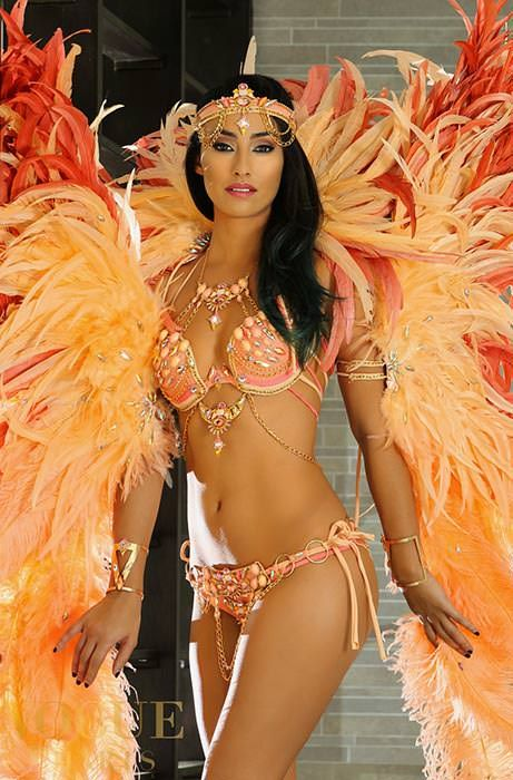 Trinidad Carnival Harts Carnival 2016 Champagne(shared via Carnival Info Mobile App get it here! http://carnivalinfo.com/mobile)