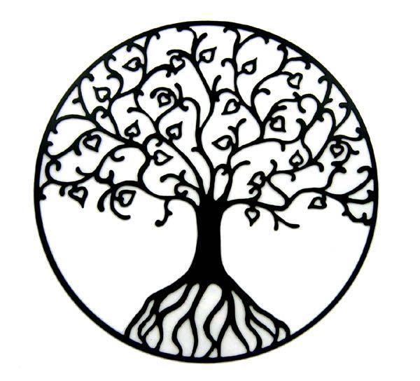 Tree of LifeTattoo Ideas, Trees Of Life, Trees Tattoo, Art, Crosses Stitches, Tattoo Design, Trees Silhouettes, Life Tattoo, Tree Of Life
