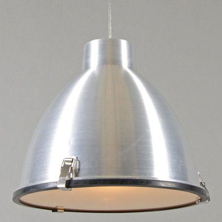 Die #Pendelleuchte Anteros 38 Aluminium. Robuste Und Zugleich Elegante  Pendelleuchte Im #Industrie