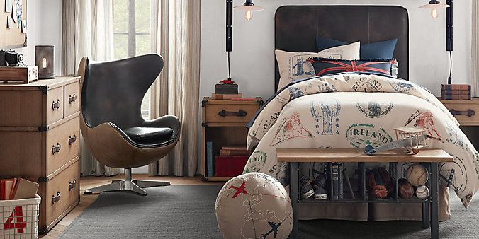 Boy Bedroom Collections | Restoration Hardware Baby & Child