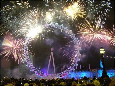 Great tips & ideas for spending New Years in London on a budget!