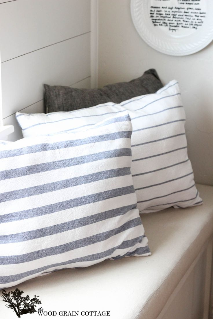 Best 25 diy tea towels ideas on pinterest towel crafts diy tea towel pillows solutioingenieria Image collections