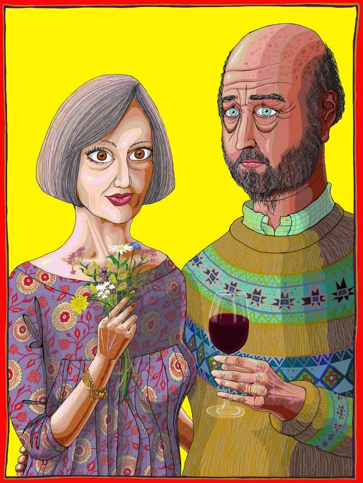 Grayson Perry RA's JULIE AND ROB at the RA Summer Exhibition 2015
