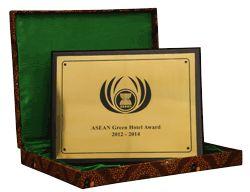 Asean Green Hotel Award 2012 – 2014