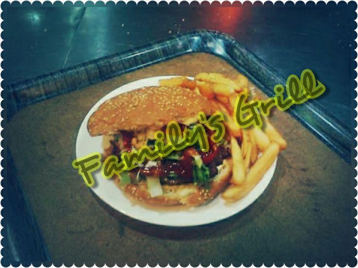 Burger....