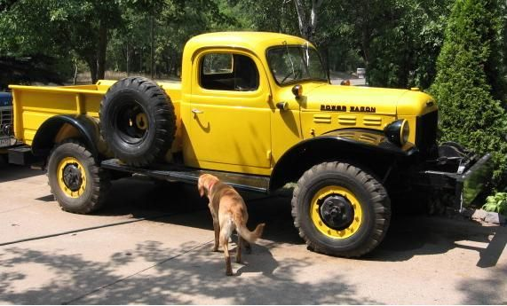 1952 b 3 pw power wagon advertiser forums power wagons1944 Dodge Power Wagon Custom Pickup Side Profile 190374 #12