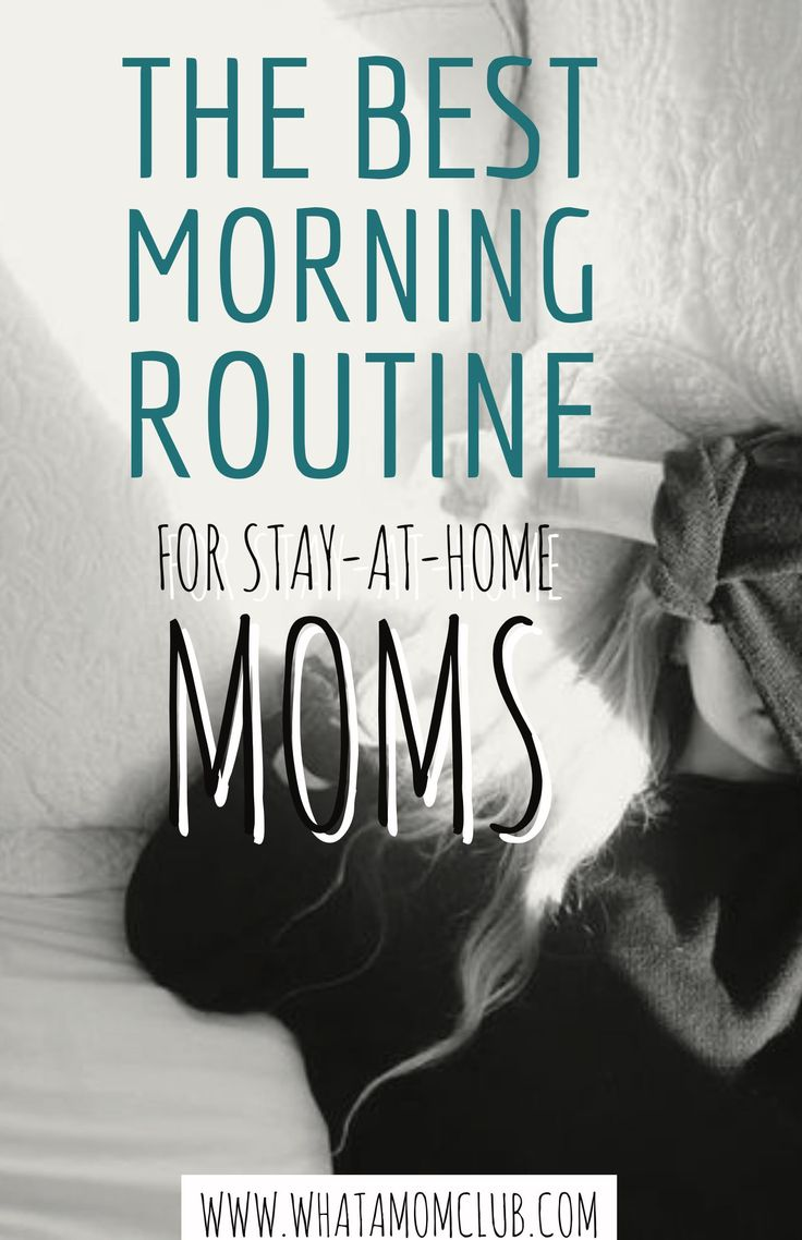 Best morning routine for Stay-at-Home moms, as a SAHM it's hard to find a balance with our times but here I will give you the morning routine that works for me to stay sane as Stay-At-Home Mom