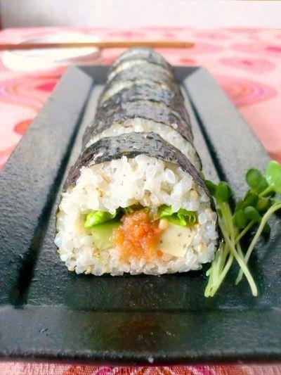 明太チーズのキンパ! by ゆりりんさん   レシピブログ - 料理ブログの ...