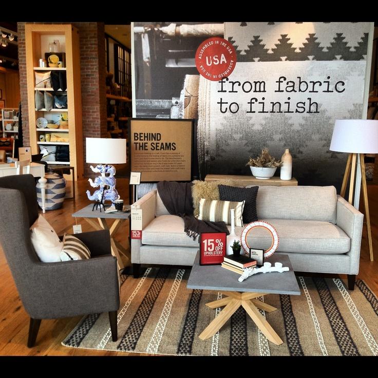 My New Favorite Sofa @westelm! Dunham Sofa #westelmaustin | Inspiration |  Pinterest