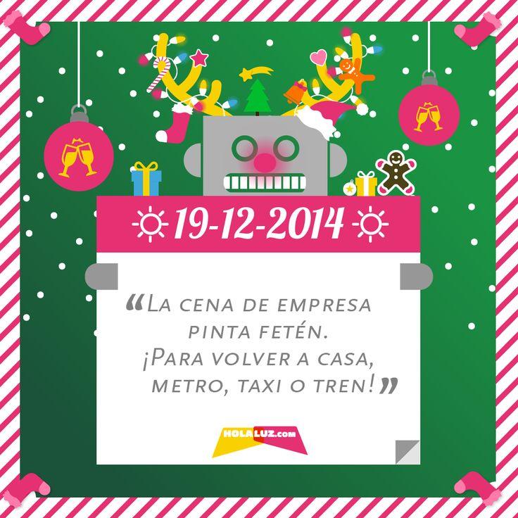 #Ahorro #Trucos #Eficiencia #Calendario #Adviento #Navidad #HolaLuzcom #Consejos #OtraLuzEsPosible #Rudolph