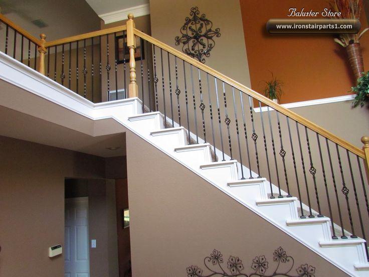 Stairway Balusters Stair Design Ideas Stairs design