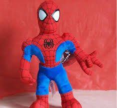 Картинки по запросу игрушка человек паук мягкий