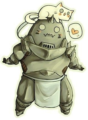 [FMA] Alphonse Elric So cute! X3