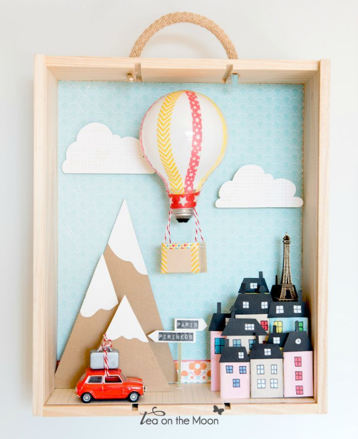 997 best diy toys images on pinterest kids crafts for Decoracion low cost