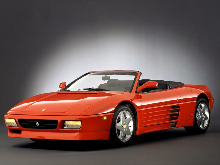 Ferrari 348 Spider North America '1993–95