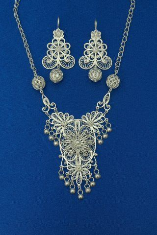 Caucasus Jewellery # Filigree # Telkari