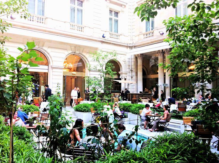 Terrasse Westin : TerrasseFruitee 1 Westin IvyChang #terrasse #paris #