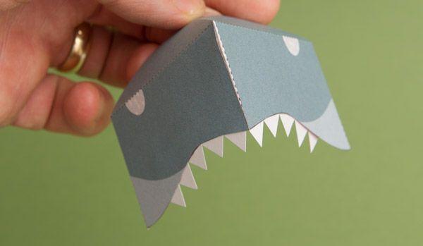 Лет красноярскому, открытка акула своими руками