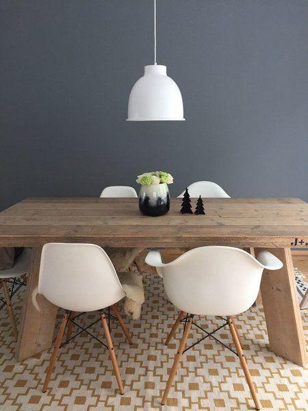Die schönsten Wohn- und Dekoideen aus dem Januar | Foto: Glückspilzchen #esszimmer #diningroom #interior #einrichtung