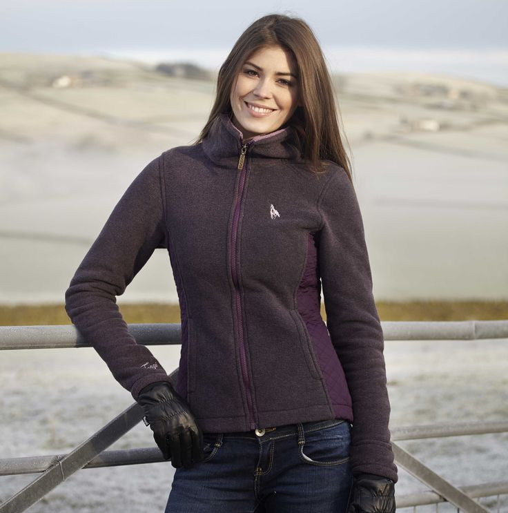 The Sarnia fleece is a firm favourite here at Toggi, with its stunning fit  and