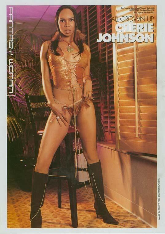 cherie johnson md