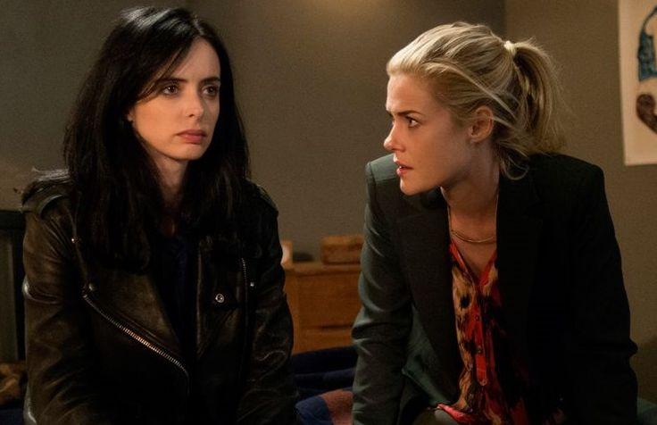 Krysten Ritter & Melissa Rosenberg Comment On A Possible Second Season Of 'Jessica Jones'