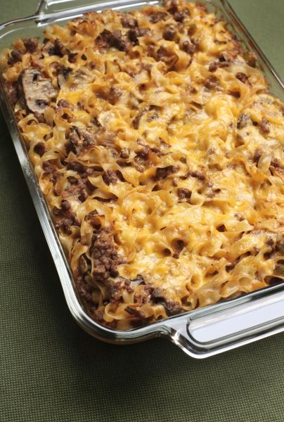 Johnny Marzetti, the beef-and-noodle casserole thought to have originated in Columbus, is one of the most-requested recipe from Cook's Corner.