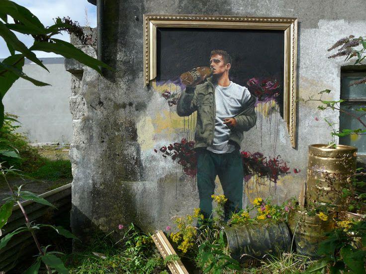Városi utcaművészet: 17 lehengerlő alkotás | Életszépítők
