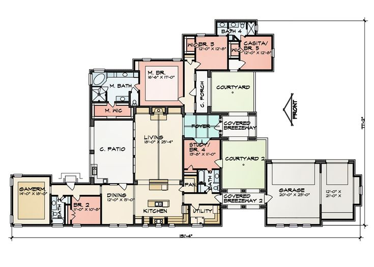 21 best Luxury House Plans images on Pinterest | Luxury house ... - luxury floor plans