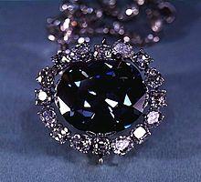 Königliche Juwelen: Der Hope Diamant