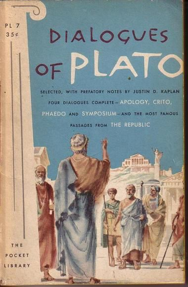 an interpretation of platos phaedo and the ideas of socrates it describes The death of socrates falls at the almost exact middle, in number of pages, of the dialogues arranged in tetralogies as i suggest an exact count of a dialogue's size is.