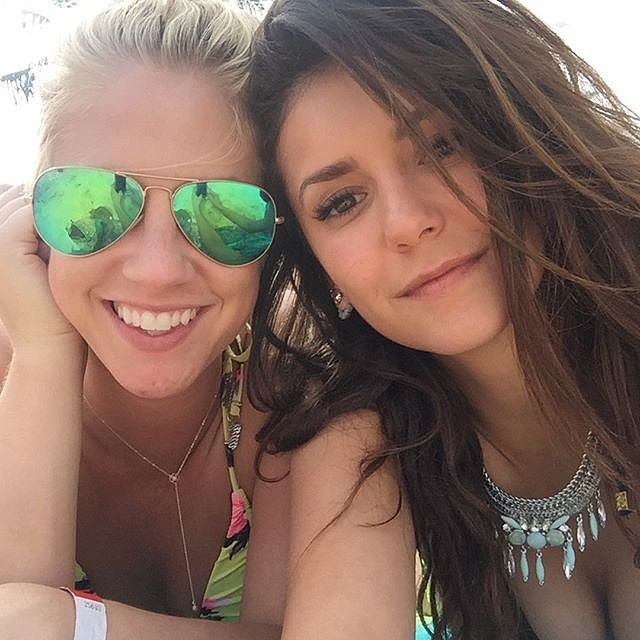Nina Dobrev Soaks Up the Sun in Hawaii With Her Friends and Boyfriend