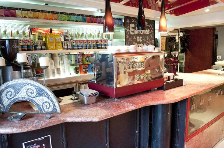 Cafe Etrusca - Our good friends and distribution partner in Mexico!  #chai #davidriochai #tigerspicechai #masalachai #chailatte #cafe #Mexico