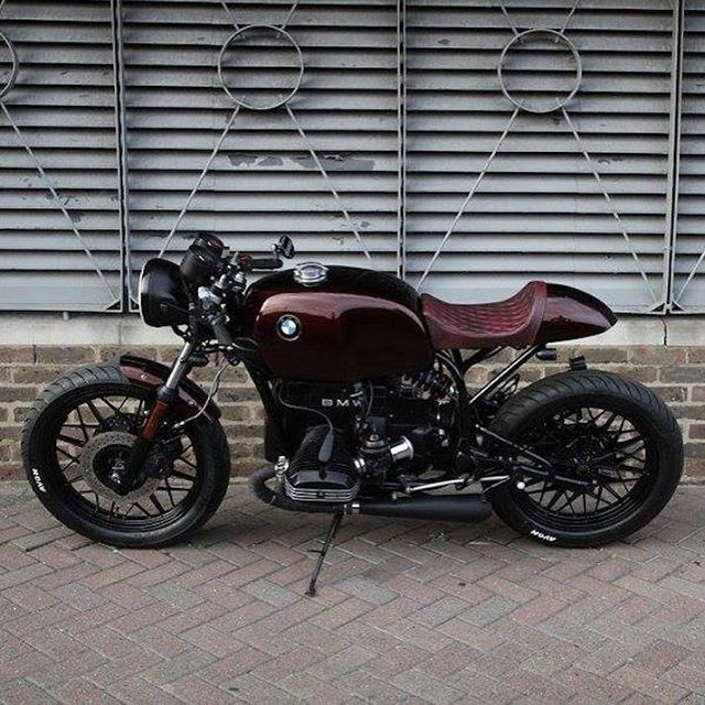 die 25 besten bmw cafe racer ideen auf pinterest bmw. Black Bedroom Furniture Sets. Home Design Ideas