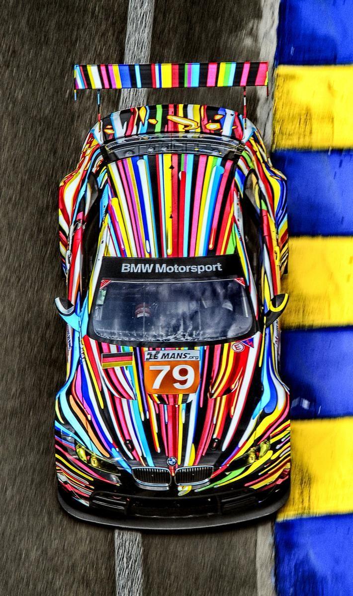 BMW M3 Art Car - I can has?