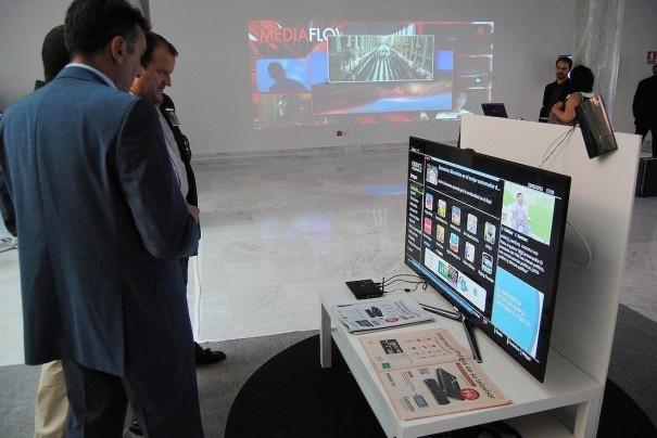 Las últimas soluciones en señalización digital, en el II Simposium Digital Signage de Crambo