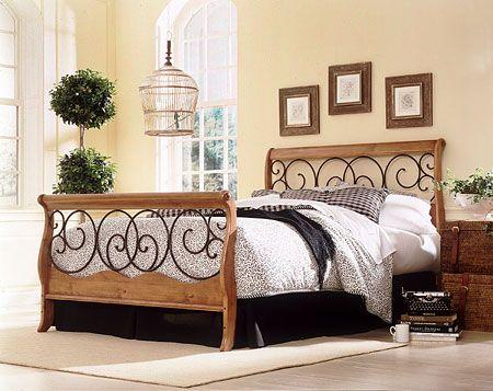 37 best camas de herreria images on Pinterest   Wrought iron, Iron ...