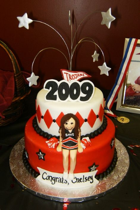 I Love Cake Design Puntata 3 : 17 Best images about Chloes Cheer B-day on Pinterest ...
