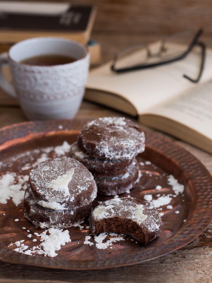 Chocolate meltaways - i biscotti inglesi che si sciolgono in bocca