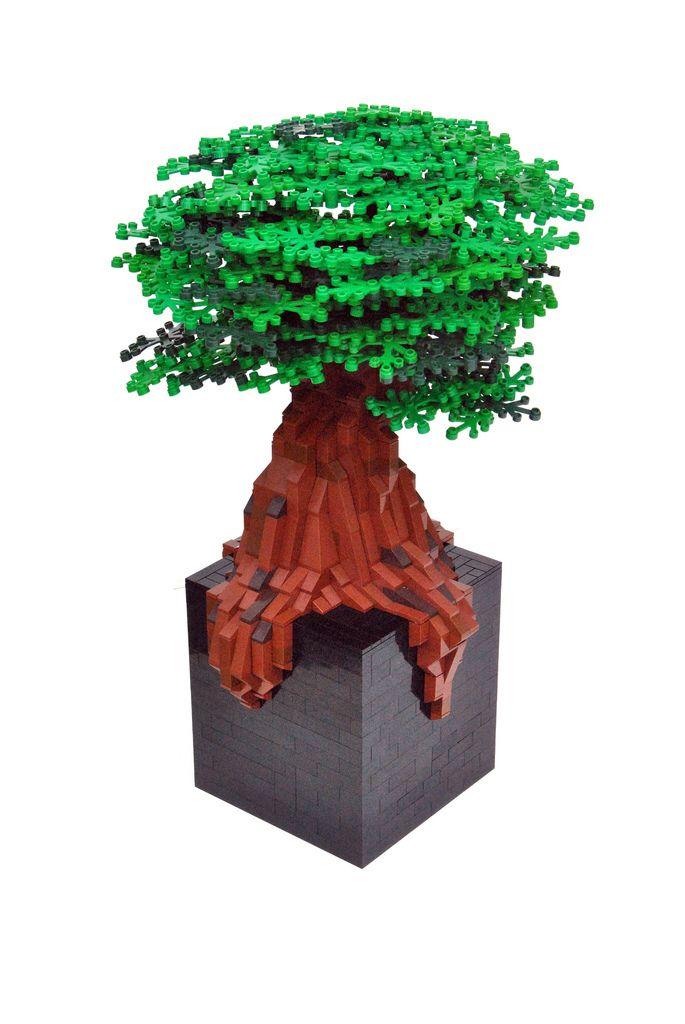31 best Lego Trees images on Pinterest | Lego, Lego stuff ...