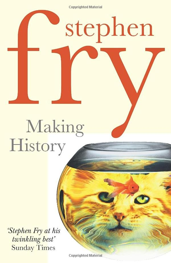stephen fry making history essay Making history even worse - doreen publish your bachelor's or master's thesis, dissertation, term paper or essay stephen fry's novel making history belongs.