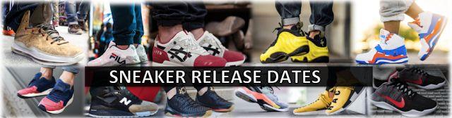 http://SneakersCartel.com SNEAKER RELEASE DATES #sneakers #shoes #kicks #jordan #lebron #nba #nike #adidas #reebok #airjordan #sneakerhead #fashion #sneakerscartel