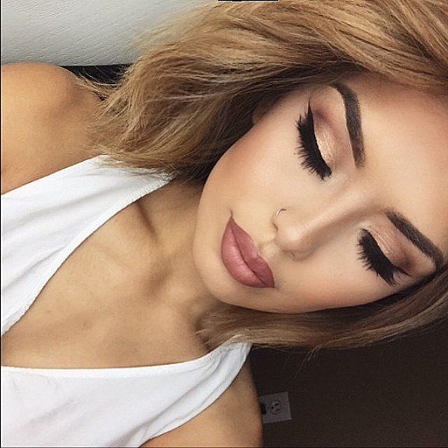 Brow Glory // From Chic to Fleek: The 50 Best Brows on Instagram